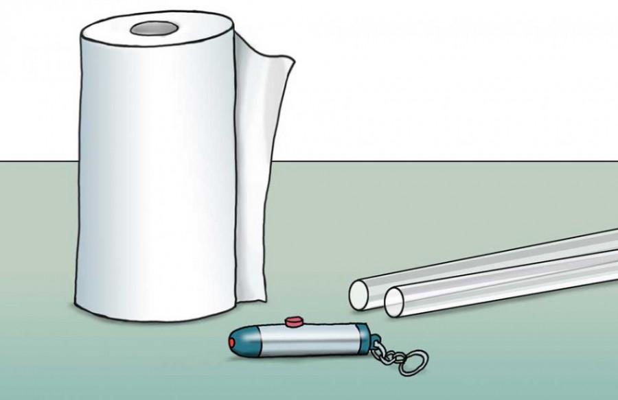 Fiber Optic experiment